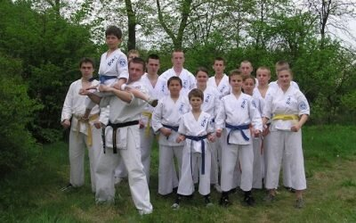 Pokazy sportowe Ruda 2005