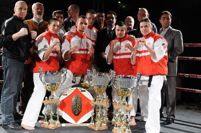 Mistrzostwa Europy Kykushin IBK Haga 2008