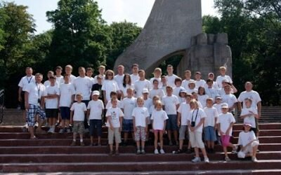 Obóz Sianożęty 2010