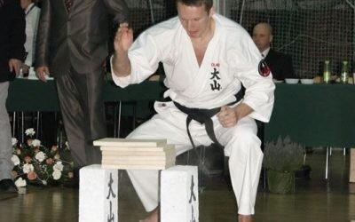 OYAMA TOP Andrychów 2011- Puchar Polski juniorów i seniorów w Oyama Karate