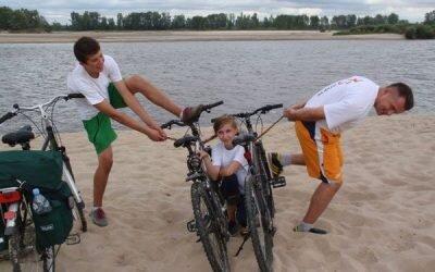 Rajd rowerowy 30/31 lipca 2013