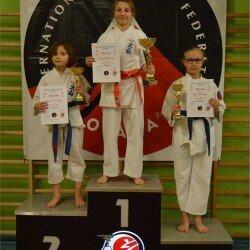 Turniej Sprawnościowy Karate