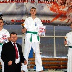 Otwarte Mistrzostwa Polski Zachodniej Oyama Karate w Kumite, Wrocław 20 marca 2016