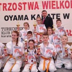 XIII Mistrzostwa Wielkopolski w Kata, Rychwał 2 kwietnia 2016 roku.