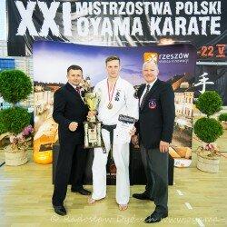 XXI Mistrzostwa Polski Oyama Karate w Kumite, Rzeszów 21,22 maja 2016