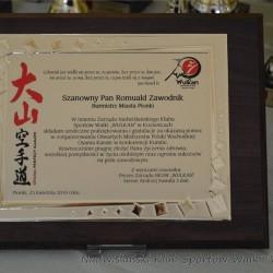 Otwarte Mistrzostwa Polski Wschodniej Oyama Karate w Kumite, Pionki 23 kwietnia 2016
