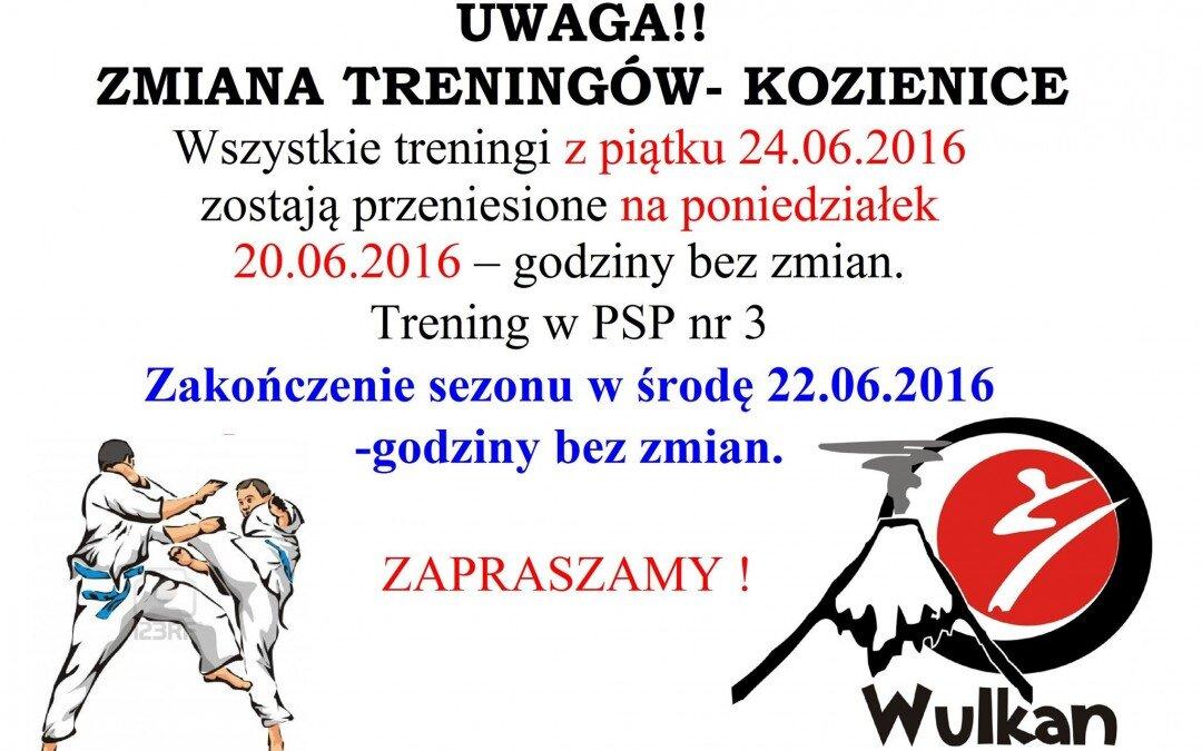 Zakończenie roku szkolnego 2015/2016