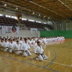 Egzamin na stopnie kyu, Kozienice 12 czerwca 2016