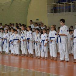 Egzamin na stopnie szkoleniowe kyu, Kozienice 8 czerwca 2019 r