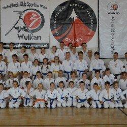 Egzamin na stopnie szkoleniowe kyu, Kozienice 12 czerwca 2016
