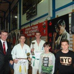 Otwarty Puchar Polski Wschodniej Oyama Karate w Kumite, Padew Narodowa 29 października 2016