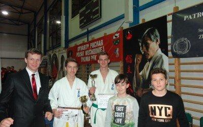 Otwarty Puchar Polski Wschodniej Oyama Karate w Kumite, Padew Narodowa, 29 października 2016