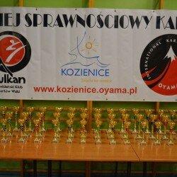 IV Turniej Sprawnościowy Karate, Kozienice 18 listopada 2016