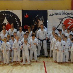 Turniej Sprawnościowy Karate, Lipsko 19 listopada 2016
