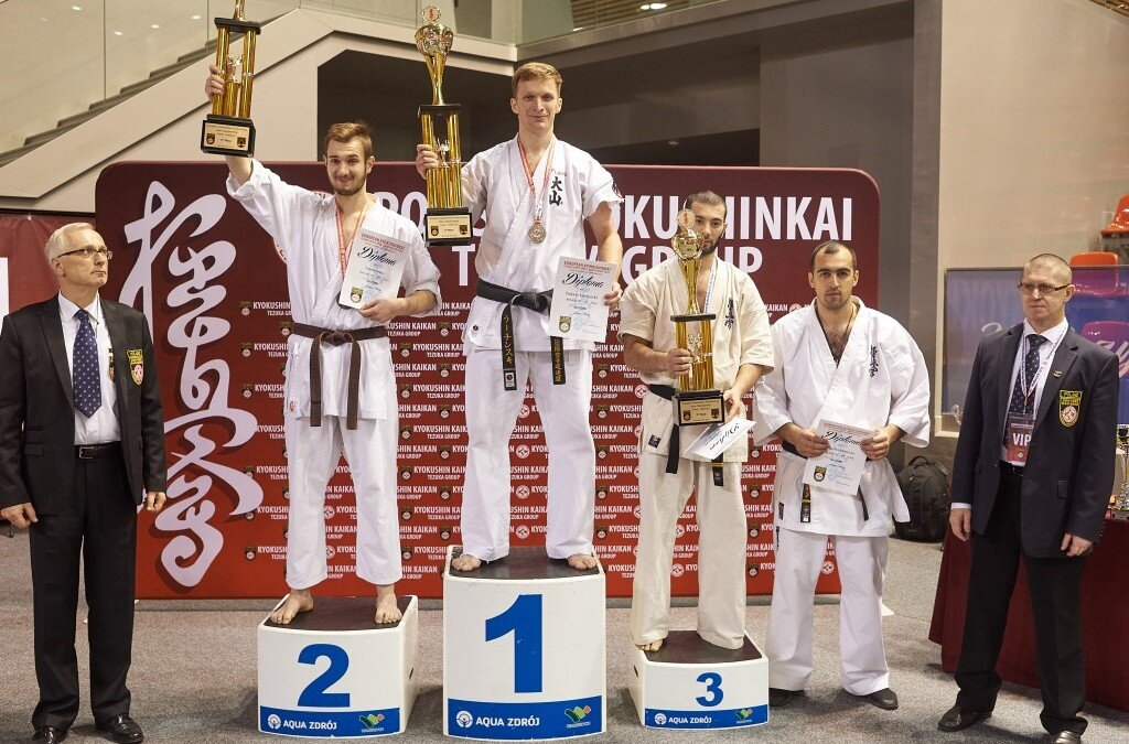 European Kyokushinkai Tezuka Group Open Championship 2016. Wałbrzych 26 listopada 2016