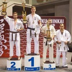 European Kyokushinkai Tezuka Group Open Championship 2016. Wałbrzych 26 listopada 2016 roku