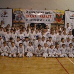 VI Otwarte Mistrzostwa Pionek Oyama Karate w konkurencji Kata, Pionki 27 marca 2017 roku