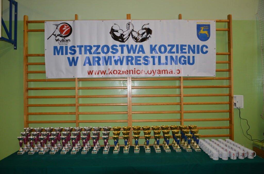 IV Mistrzostwa Kozienic w Armwrestlingu, Kozienice 17 marca 2017 roku