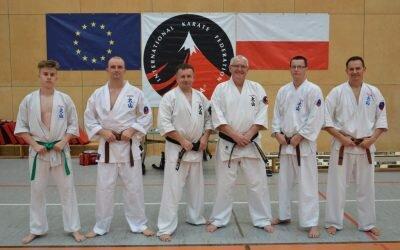 Ogólnopolskie Seminarium Oyama Karate, Kraków 7 października 2017 r.
