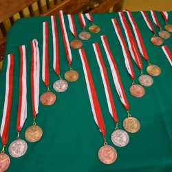 VI Otwarte Mistrzostwa Puław Oyama Karate w konkurencji Kata, 13 marca 2018 r.