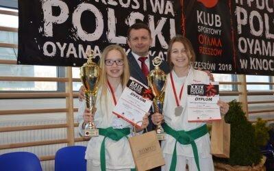 XXIV Mistrzostwa Polski Oyama PFK w Kata, Rzeszów 24 marca 2018 r.