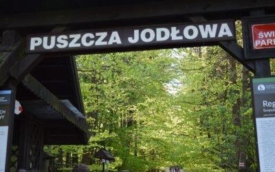 Rajd w Górach Świętokrzyskich, 21 kwietnia 2018 r.