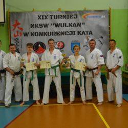 XIX Turniej NKSW Wulkan w konkurencji Kata, Kozienice 6 czerwca 2018 r.