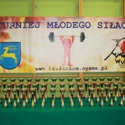 VI Turniej Młodego Siłacza, Kozienice 25 października 2019 r
