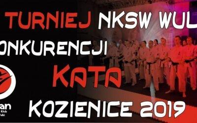 XX Turniej NKSW Wulkan w Konkurencji Kata, Kozienice 7 czerwca 2019 r.