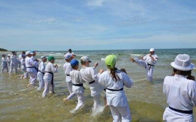 Obóz Sportowy Karate Łazy 2021