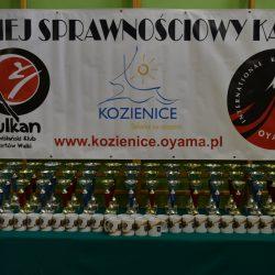 Turniej Sprawnościowy Karate, Kozienice 25 września 2020 r