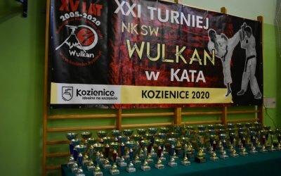 XXI Turniej NKSW Wulkan w Konkurencji Kata, Kozienice 9 października 2020 r