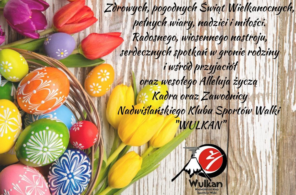 Życzenia z okazji Świąt Wielkanocnych 2021