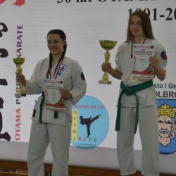XXVI Ogólnopolski Turniej OYAMA Karate w Kata, Wolbrom 29 maja 2021 r