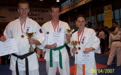 Mistrzostwa Polski Brzeszcze 2007