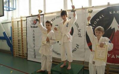 Mistrzostwa Zwolenia w Kata. 11 luty 2012
