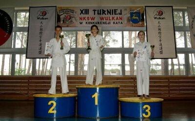 XIII Turniej NKSW Wulkan w kata. 9 czerwca 2012 r.