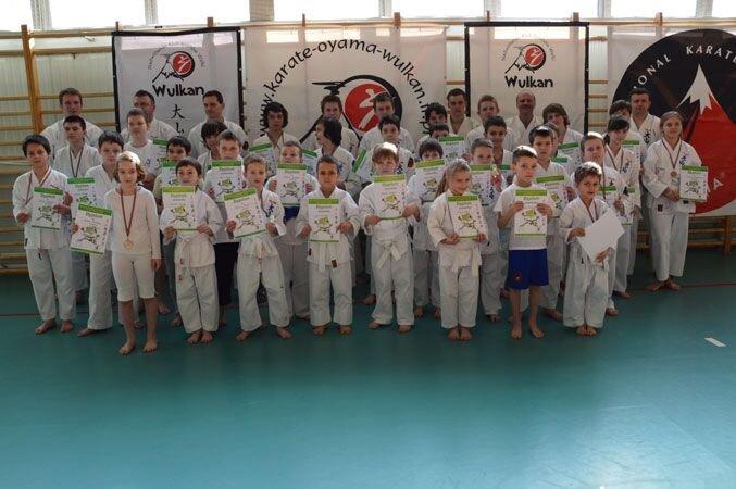 Mistrzostwa Zwolenia Oyama Karate w Kata – 2.03.2013.
