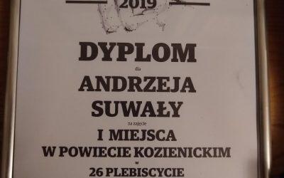 XXVI Plebiscyt Sportowy Echa Dnia