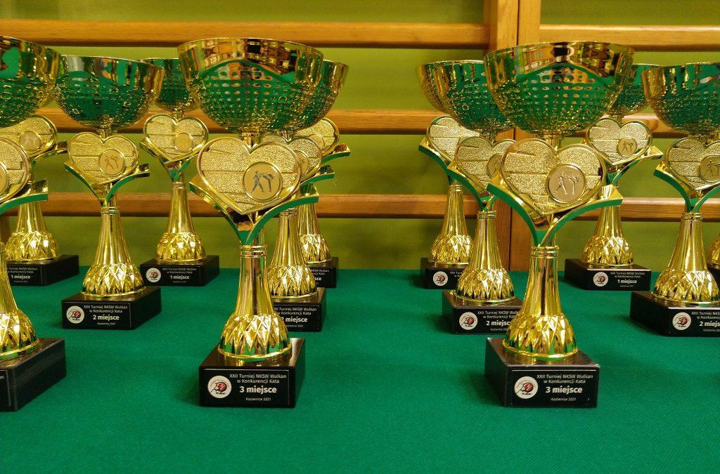 XXII Turniej NKSW Wulkan w Konkurencji Kata, Kozienice 11 czerwca 2021 r